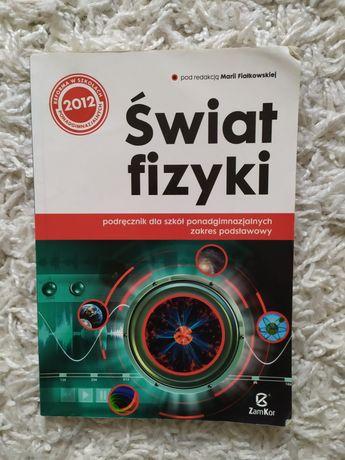 Świat fizyki - podręcznik