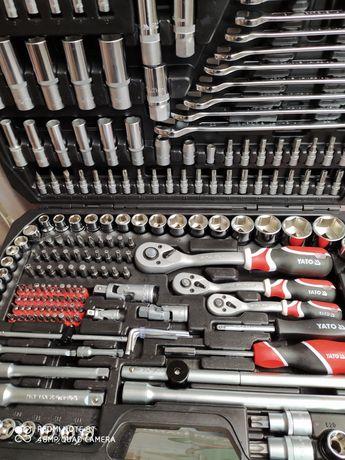Професійний Набор Ключів Купуйте нас без ризику Yato YT-38841. Ято Хіт
