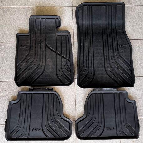 Tapetes BMW série 2 - conjunto completo