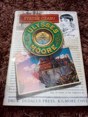 Statek czasu Ulysses Moore