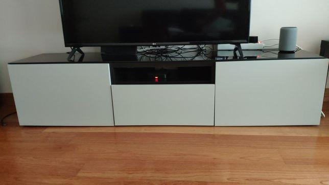 Móvel TV Ikea como novo