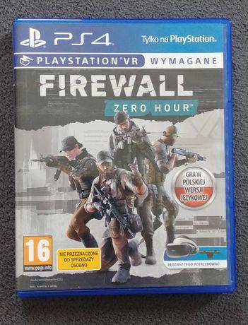 Gra Firewall Zero Hour PL na PS4 VR - stan idealny