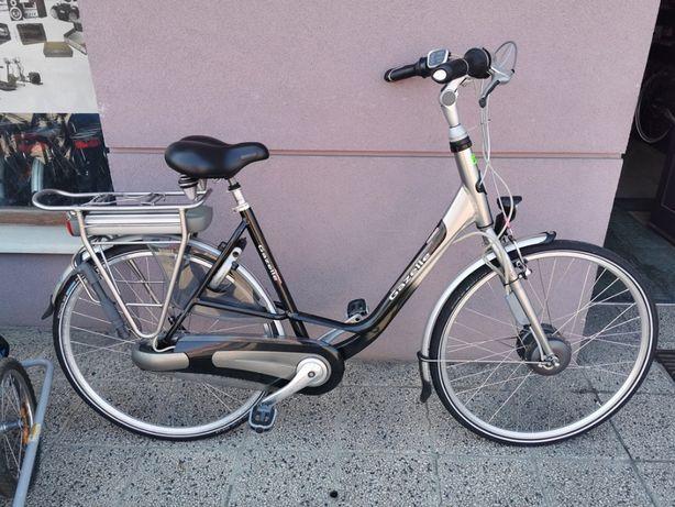 Gazelle City Innergy. Rower elektryczny. Bateria 100% .-WYSYLKA-RATY-