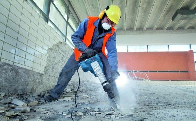 Демонтажные работы / Вывоз строительного мусора / Услуги грузчиков