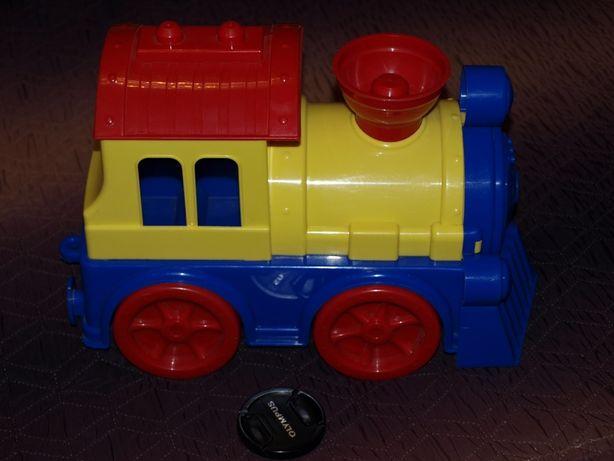 Поезд (паровоз) ТМ Юника, большой