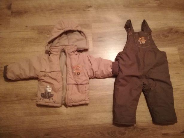 Kurtka i spodnie zimowe