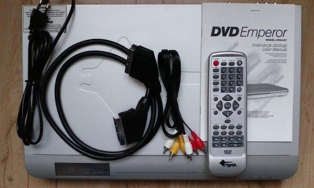 Odtwarzacz DVD Manta model Emperor DVD-007