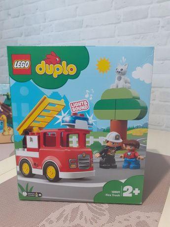 Новый конструктор LEGO Duplo ЛЕГО ДУПЛО Пожарная машина 10901