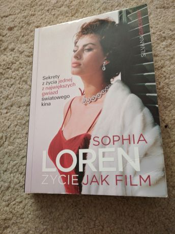 Sophia Loren życia jak film Silvana Giacobini