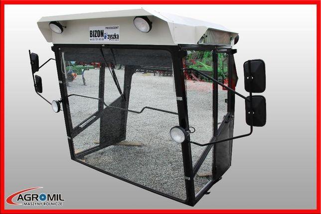 Kabina kabiny BIZON do Bizona Z 56 Szyszka LUX