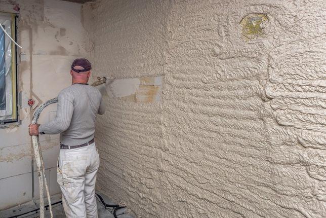 Tynki maszynowe gipsowe cementowo-wapienne tradycyjne