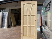 Drzwi wewnętrzne sosnowe od ręki 88x205 lewe DOSTAWA CAŁA POLSKA