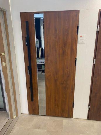 Drzwi zewnętrzne stalowe MIKEA OD RĘKI