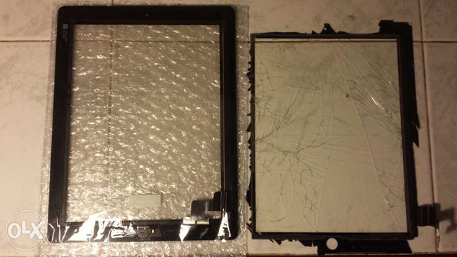 Vidro e Peças/Reparação APPLE iPad mini 2 3 4 5 air 2 touch digitizer