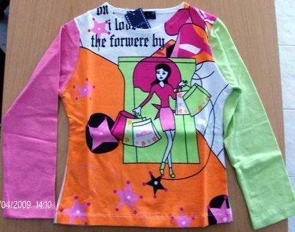 Camisolas para menina