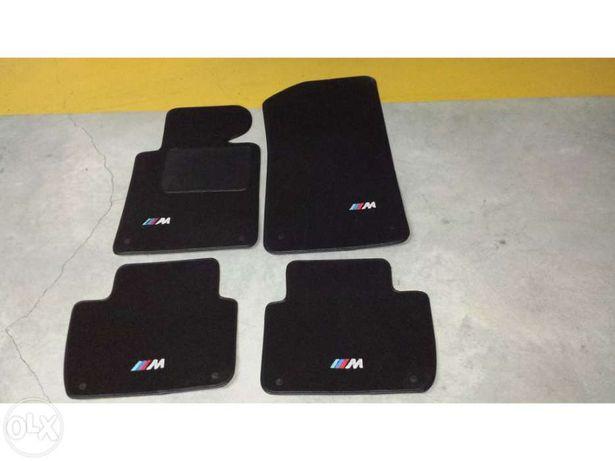 Tapetes Premium Pack M BMW Serie 3 E46/E90/E91/E92/E93