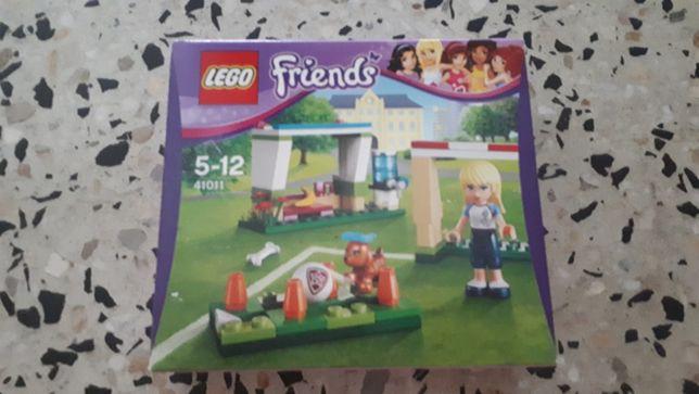 Lego Friends Trening piłkarski Stephanie 41330