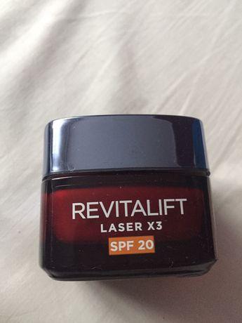 Loreal Revitalift laser x3 SPF 20