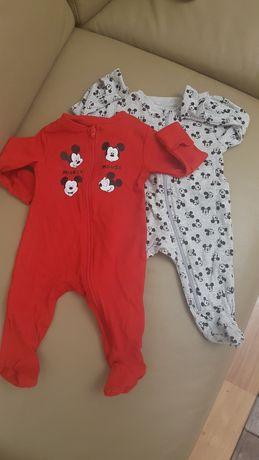 Pajacyk niemowlęcy  myszka Mickey 62 Coolclub