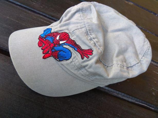 Czapka z daszkiem czapeczka Spiderman regulowana 48 m plus regulacja