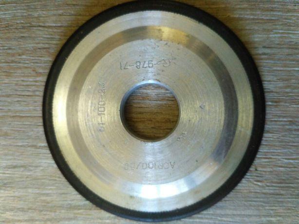 Круг алмазный СССР АСР 100/80 Б1-100-23