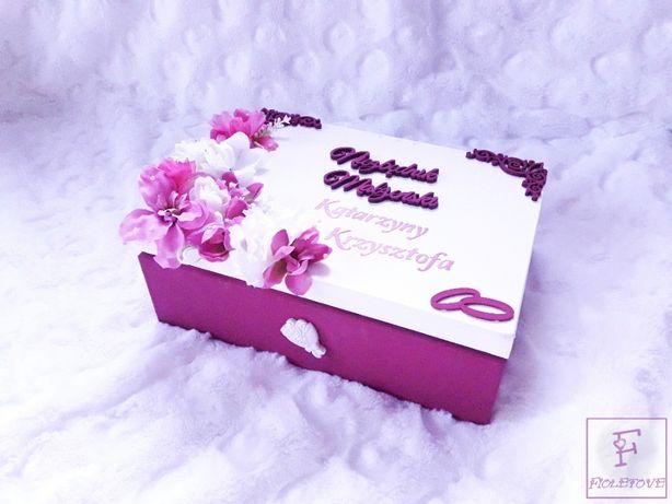 Niezbędnik Małżeńśki,pudełko na prezent, ślub,rocznica,wieczór panieńs
