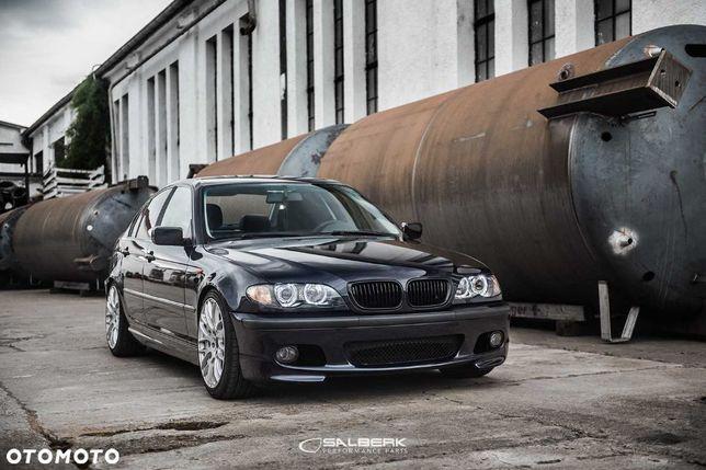 BMW Seria 3 BLACK SAPPHIRE Oryginał M pakiet zewnętrzny i wewnętrzny LPG Stag
