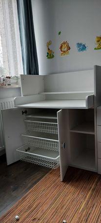 Przewijak biurko IKEA STUVA biały