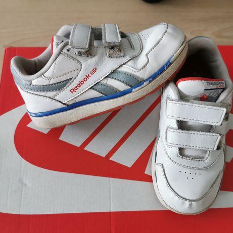 Reebok buty sportowe na rzepy rozm. 26,5 (16 cm)