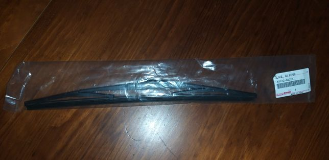 Escova limpa-vidros traseira original para Toyota Corolla