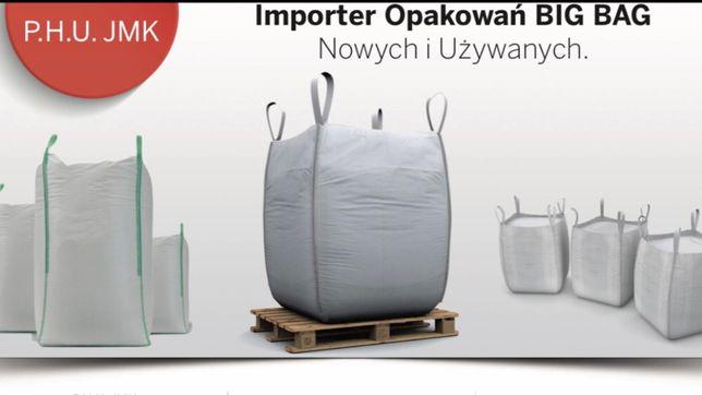 Worki Big Bag Bagi Największy Wybór BIGBAG w Polsce Nowe i Używane