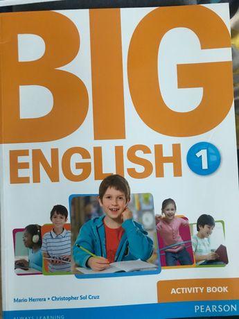 Big English 1 ćwiczenia