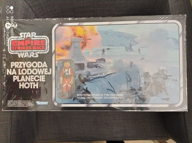 Kultowa gra Star Wars.