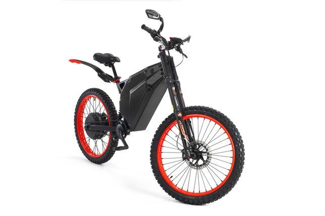 Rower elektryczny NOWY Fasterbike FA