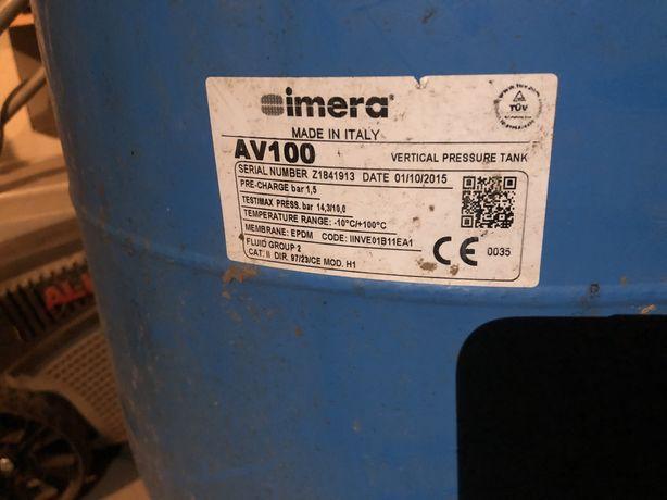 Расширительный бак Imera AV100