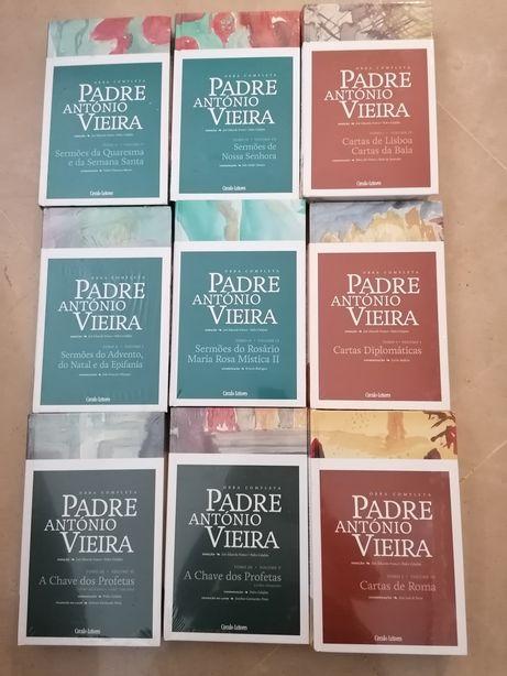 Livros Padre António Vieira - NOVO na embalagem