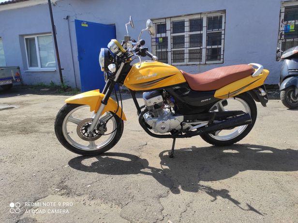 Продам zongshen zs125-4b