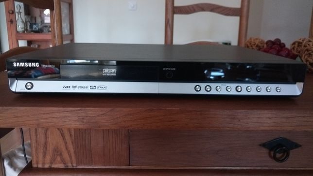 Samsung DVD-HR734 DVD/HDD Recorder