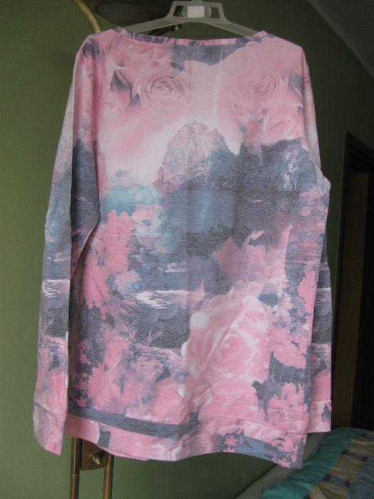 bluza w kwiaty 158 Wołów - image 1