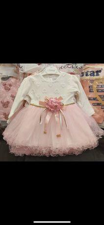 Шикарне дитяче плаття