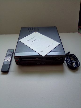 Odtwarzacz VHS