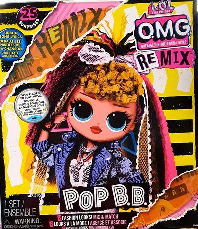 MGA pop B.B L.O.L. Surprise OMG Remix  Sklep paragon