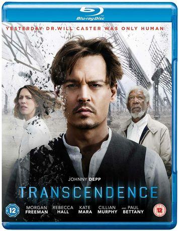Blu-Ray Transcendence - A Nova Inteligência