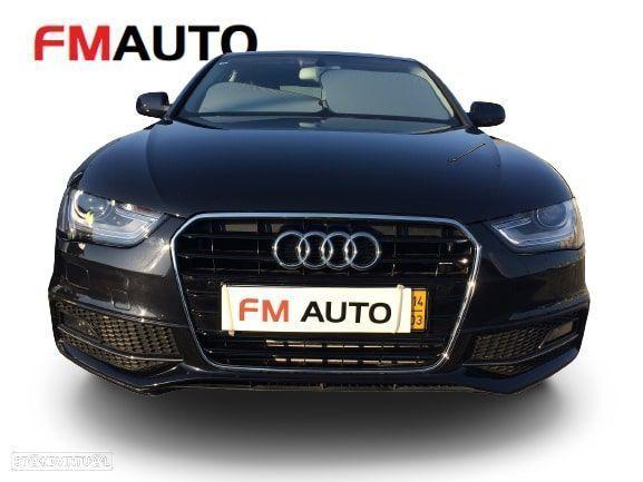 Audi A4 2.0 TDi Business Line Sport