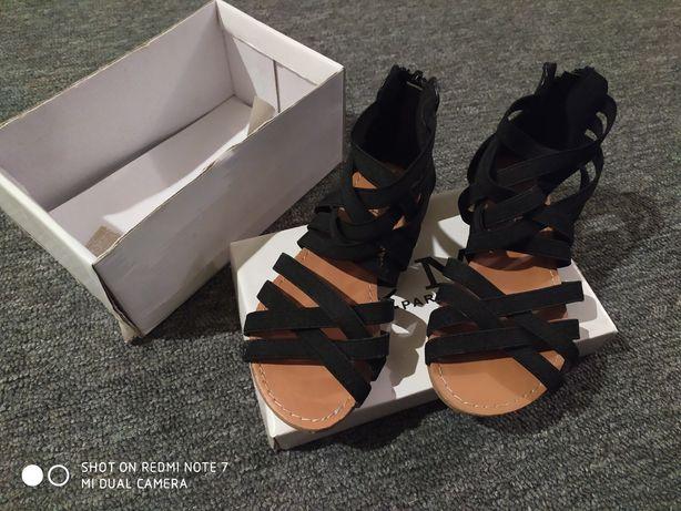 Nowe sandałki
