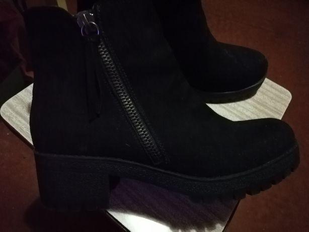 Женские ботинки, осень. 41 размер.