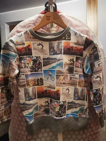 Bluzy chłopięce H&m roz. 134-140