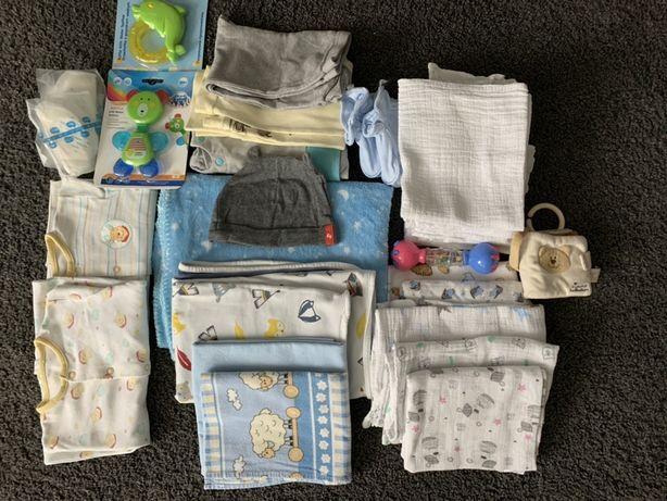 Wyprawka PAKA dla niemowlaka