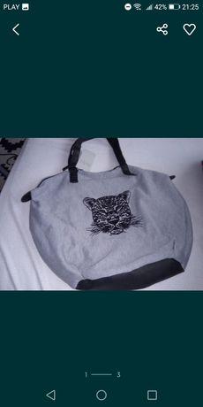 Nowa torebka damska mlodziezowa