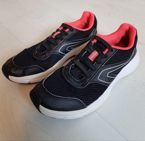 buty sportowe Decathlon rozm. 36 adidasy czarne